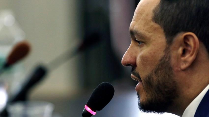 Albert Alvarez testifies before oversight committee