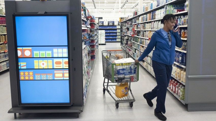 On Long Island, Walmart Tries AI to Monitor Stores in Real ...