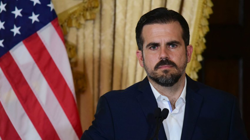 Puerto Rico Beleaguered Governor