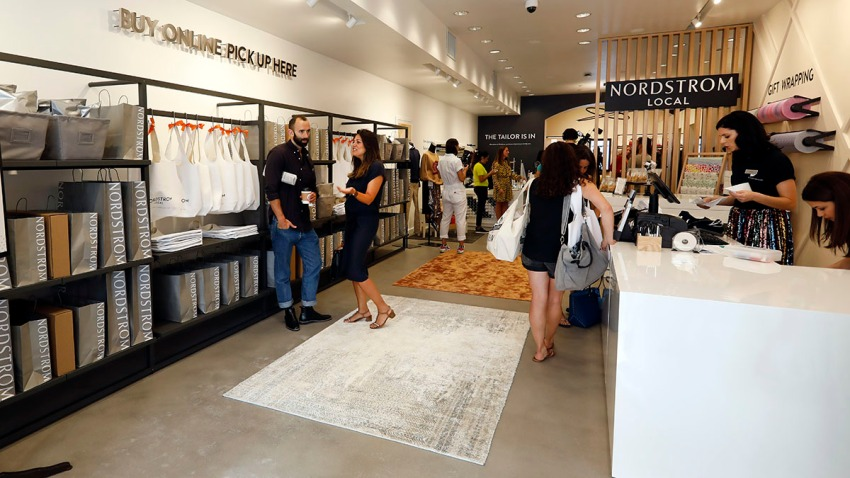 Nordstrom Local Strategy