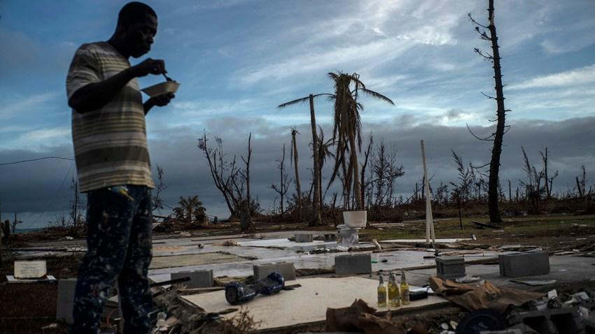 Bahamas Hurricane Aftermath
