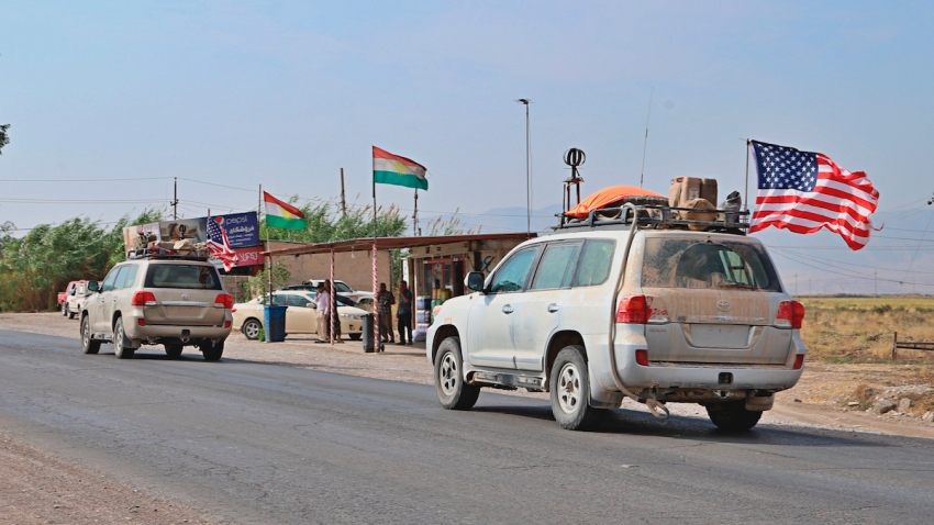 Iraq U.S.
