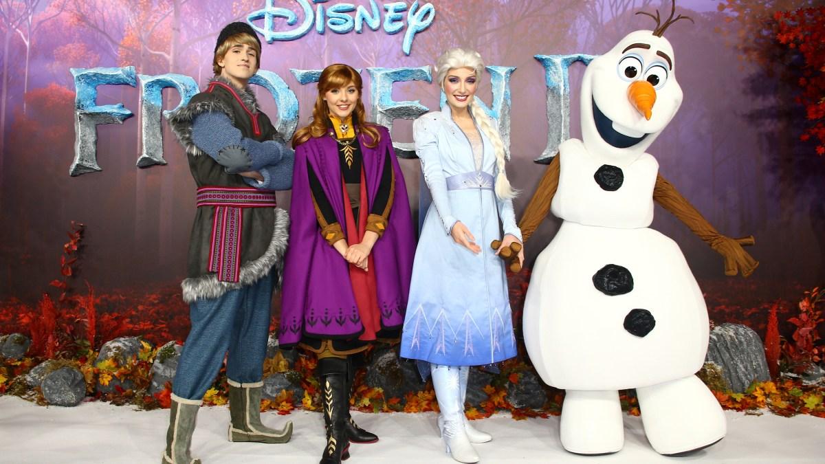 Eiskönigin 2 Disney Plus Start