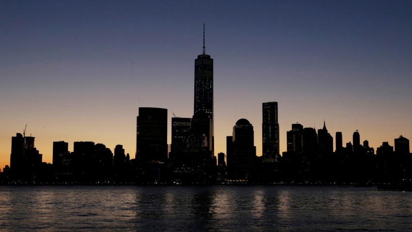 World Trade Center Reopening