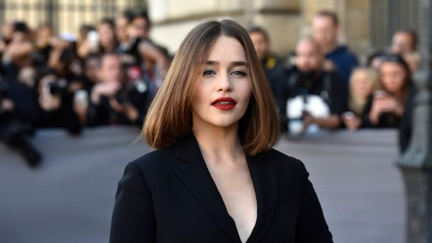 Paris Fashion Christian Dior Arrival
