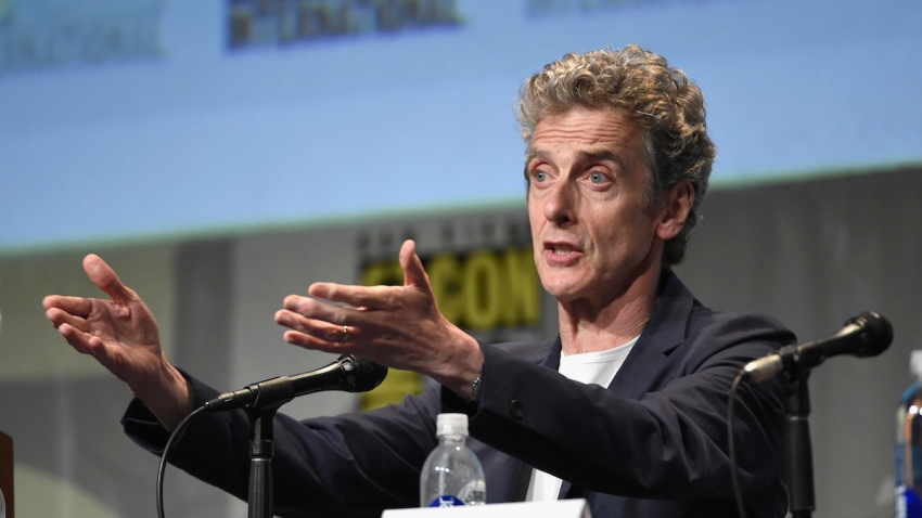 "2015 Comic-Con - ""Doctor Who"" Panel"