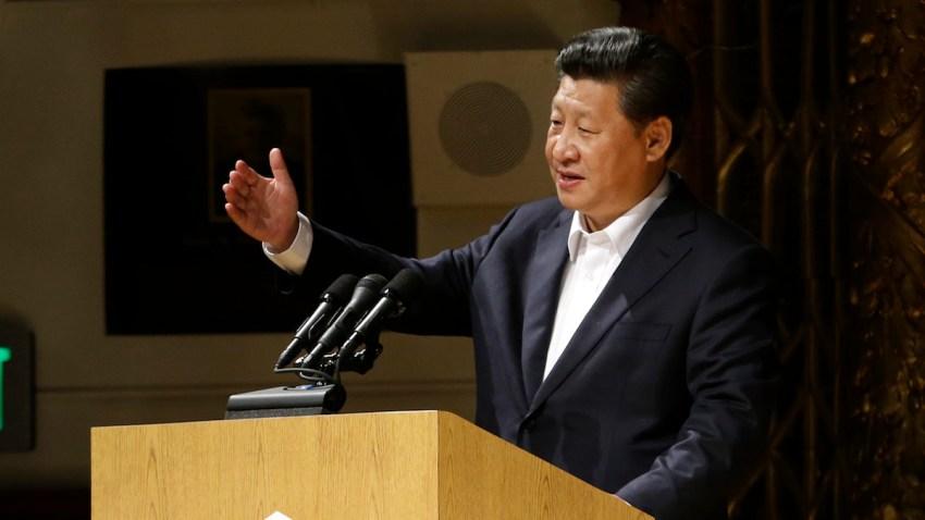 Chinese President US Visit