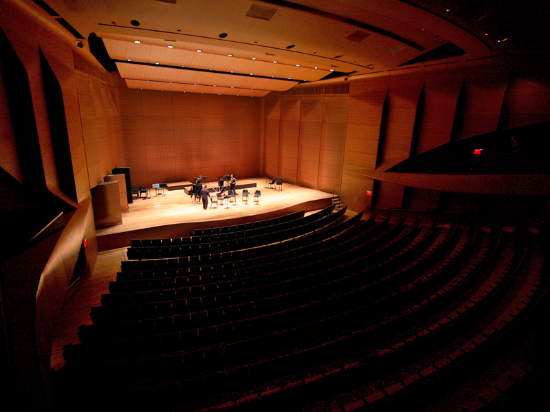 Alice Tully Hall at Lincoln Center Reopens - NBC New York