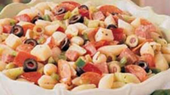 Antipasti Pasta Salad1