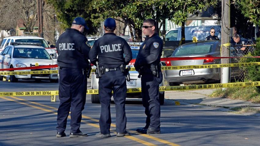 Louisiana Police Shot