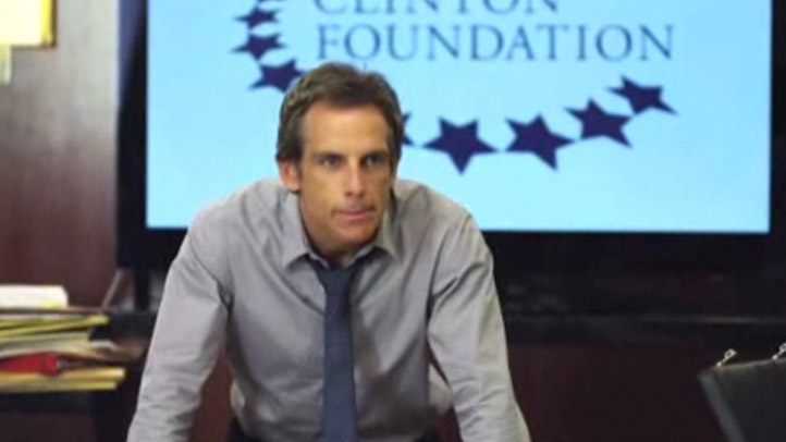 Ben Stiller Clinton