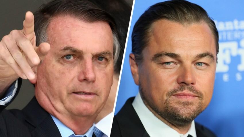 BolsonaroDiCaprio