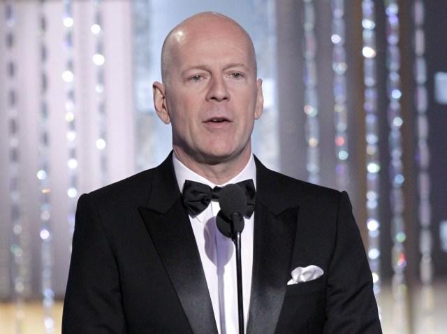 Bruce Willis Globes