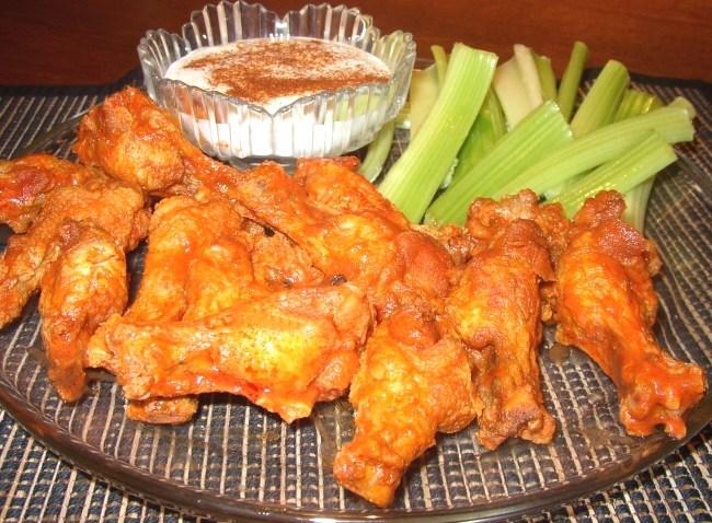Buffalo Chicken Wings3