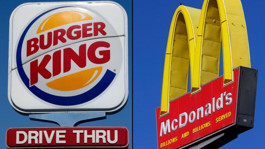 BurgerKingMcDonaldssplit