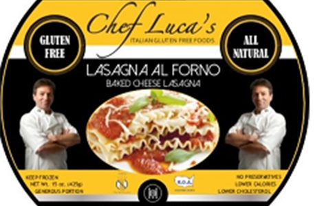 Chef Luca Recall