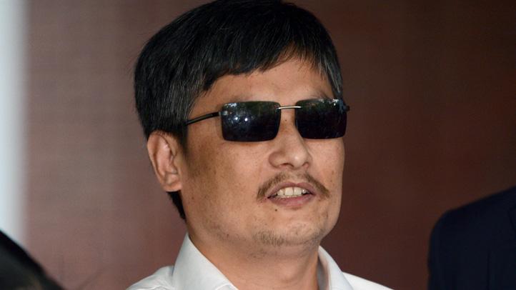 China Blind Activist