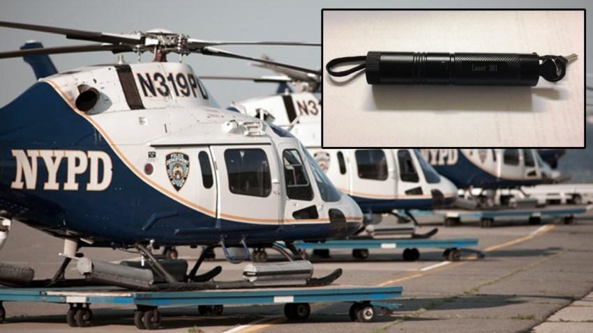Chopper-Laser-Pointer
