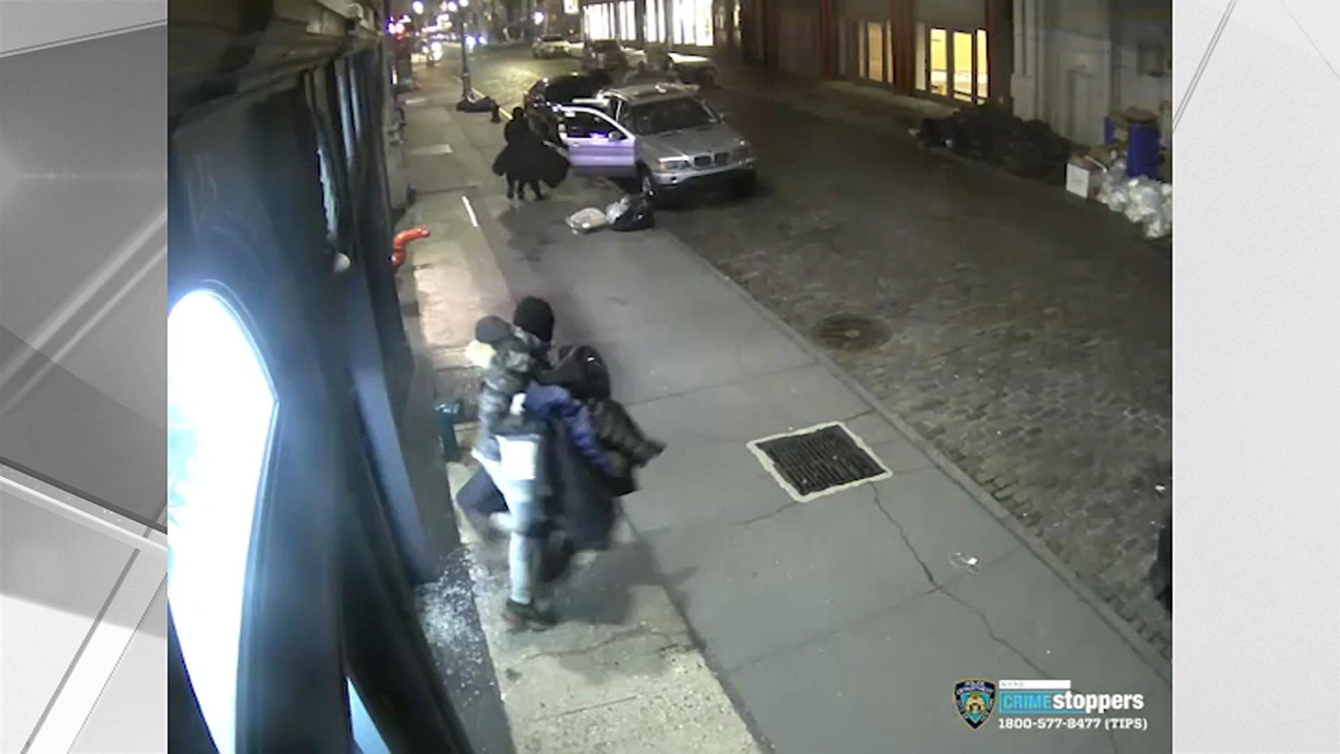 Police Search for Suspects in $42,000 NYC Coat Heist