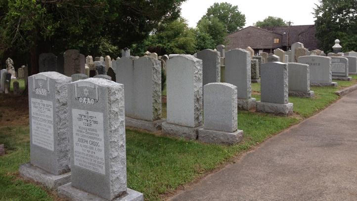 Congregation Beth el Keser Memorial Park Cemetery 722