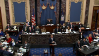 Key Moments From Wednesday's Senate Impeachment Trial
