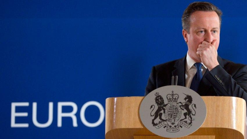 Britain EU Future