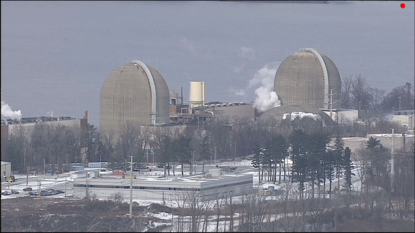 GEORGE INDIAN POINT CLOSING