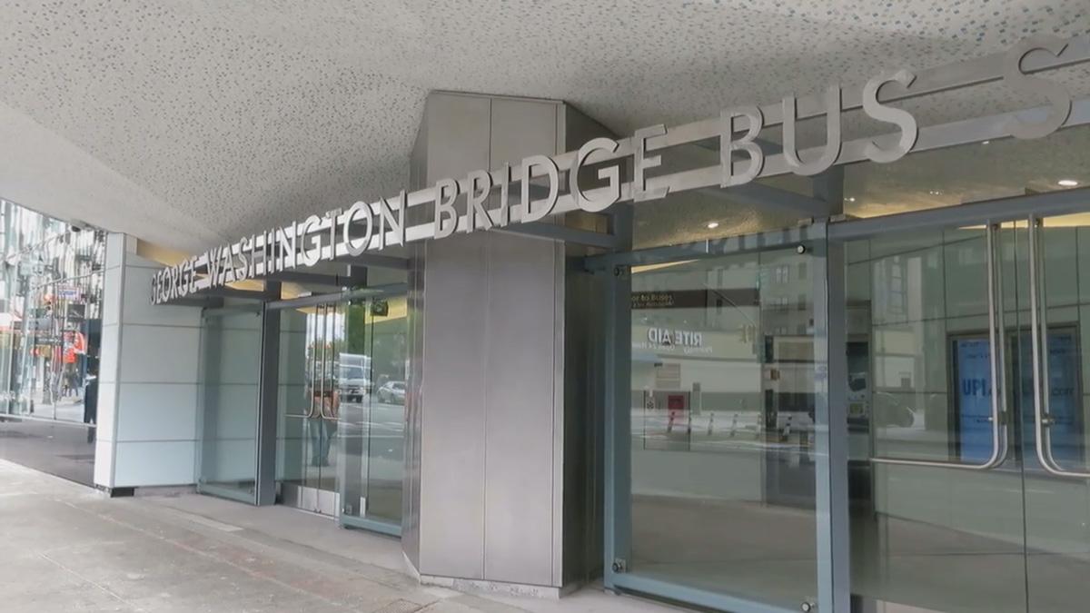 Renovated George Washington Bridge Bus Terminal Finally