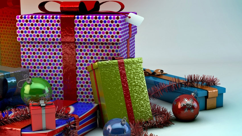Generic Gifts Generic Holiday Shopping