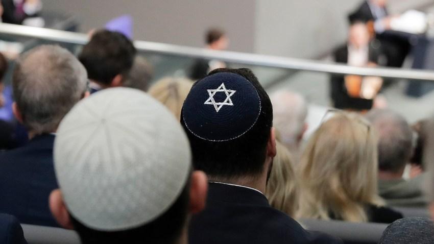 Germany Anti Semitism