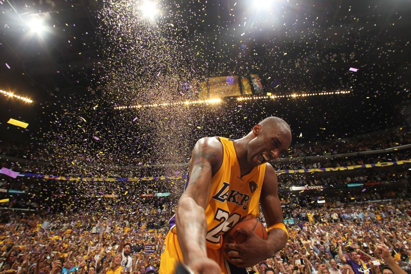 Timeline: A Look Back at Kobe Bryant's NBA Career