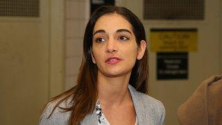 New York State Senator Julia Salazar