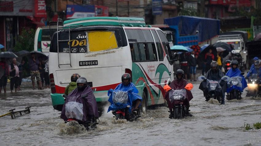 Nepal Monsoon