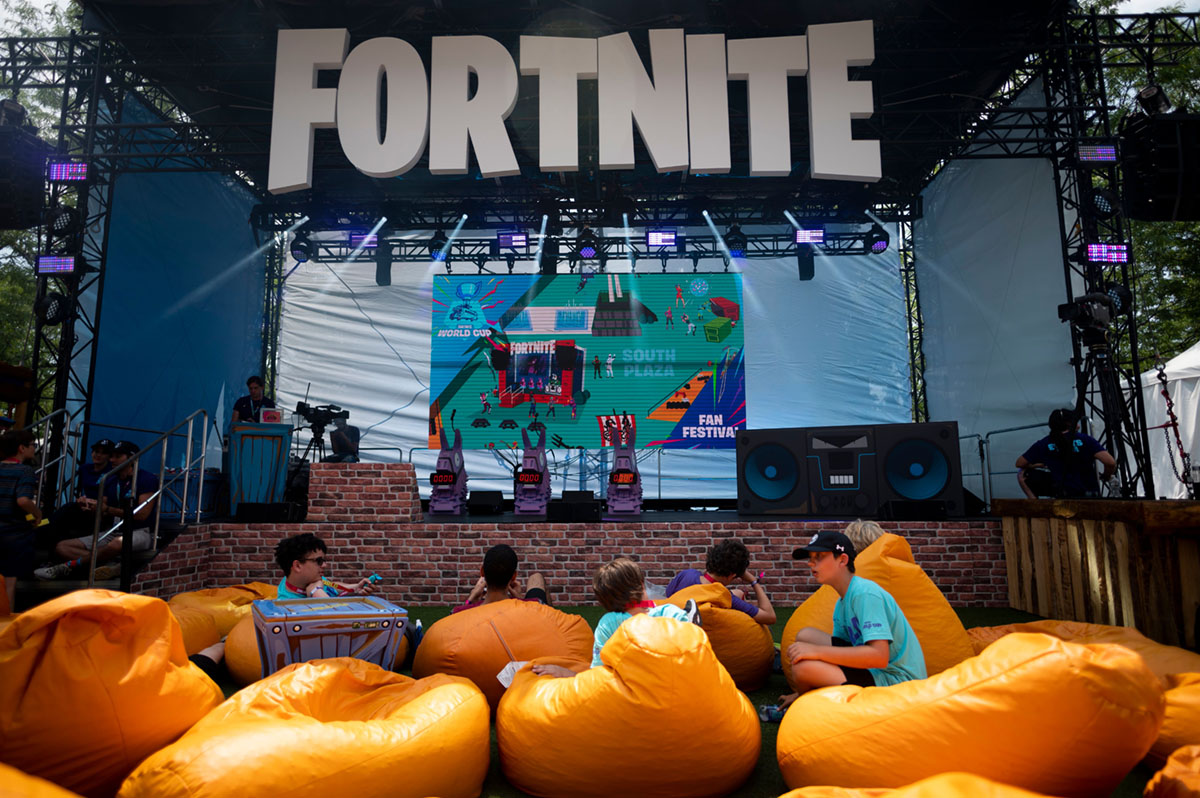 Apple Sued by Fortnite Maker After Kicking the Game Out of App Store for Payment Policy Violations