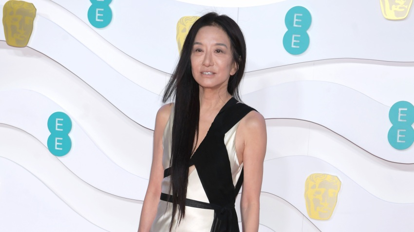 Vera Wang arrives at the EE British Academy Film Awards 2020