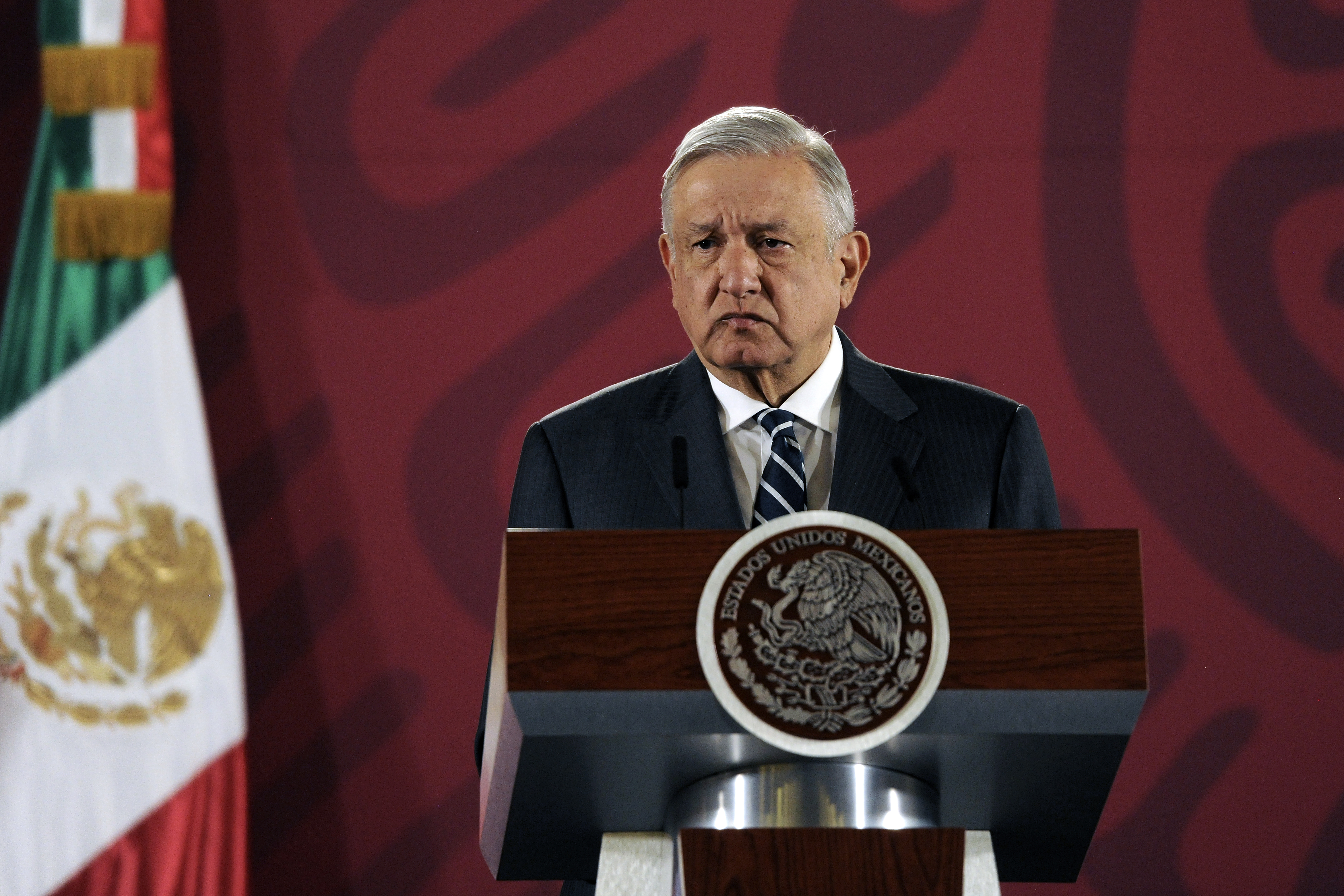 Intruder Raises Questions About Mexican President's Security
