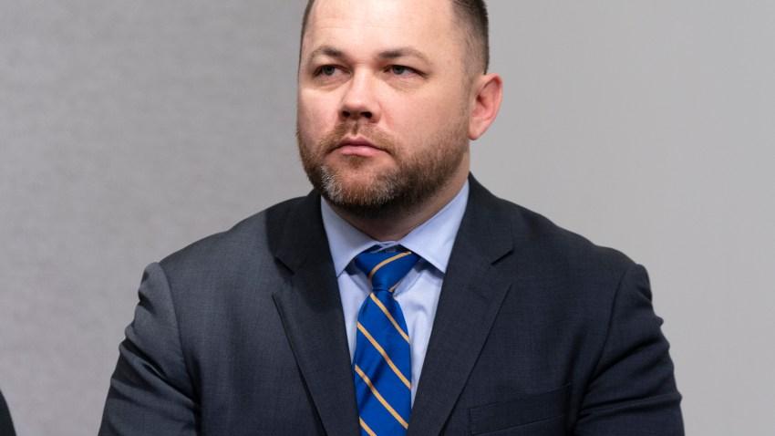 New York Council Speaker Corey Johnson