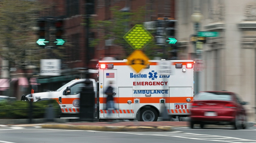 Boston ambulance