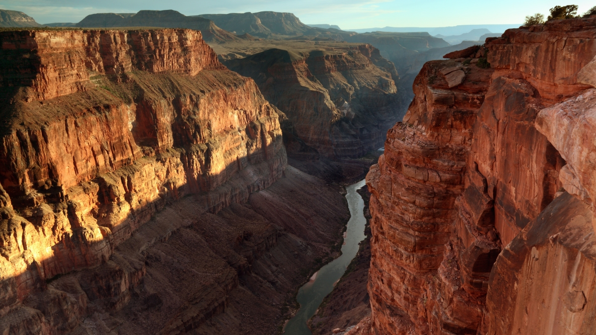 Grand Canyon National Park: Desert View Watchtower 06-230
