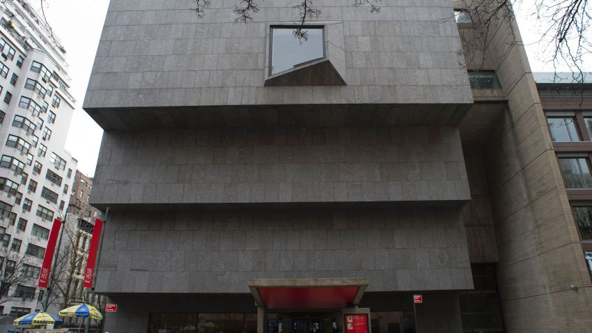 Exterior of The Met Breuer