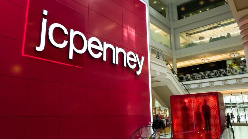 J.C. Penney inside Manhattan Mall