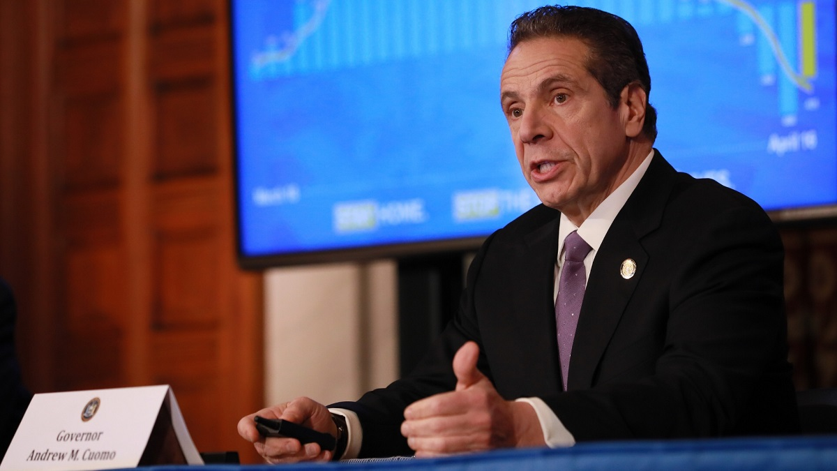Cuomo Signs Bill Granting Front-Line Worker Death Benefits – NBC New York