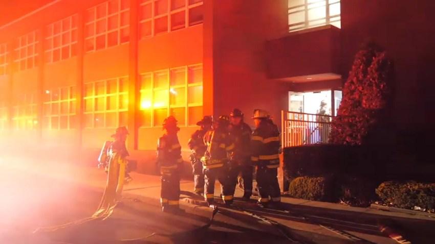 Hebrew Academy School Fire
