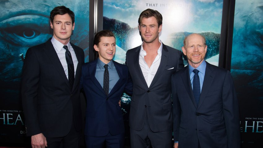 """NY Premiere of """"In the Heart of the Sea"""""""