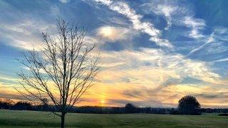 Hunterdon County skyline