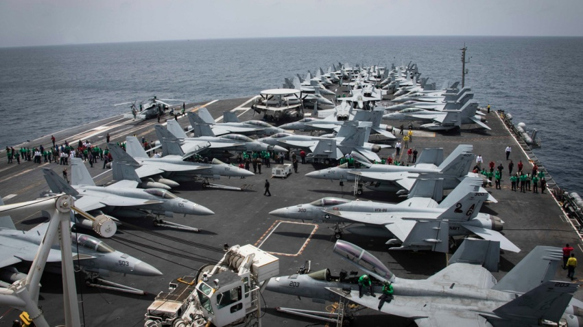 ADDITION Persian Gulf Tensions