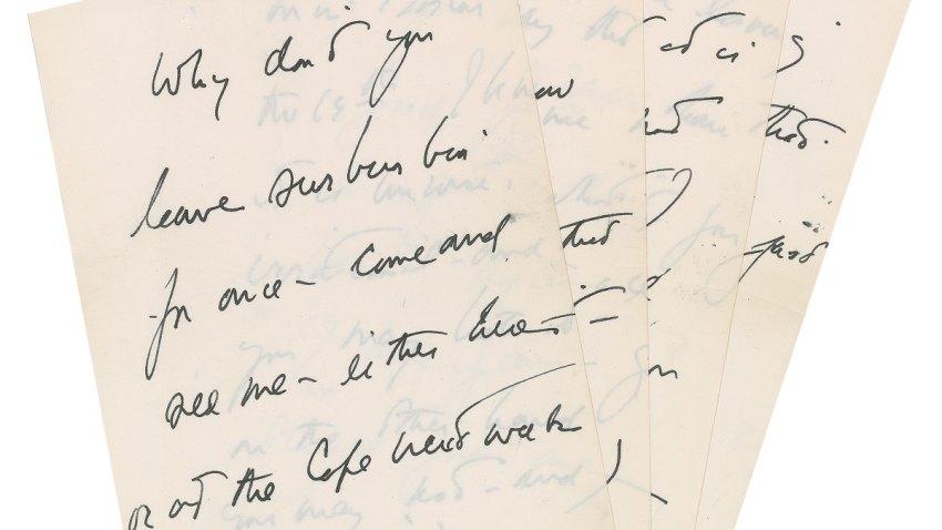 JFK-Letter