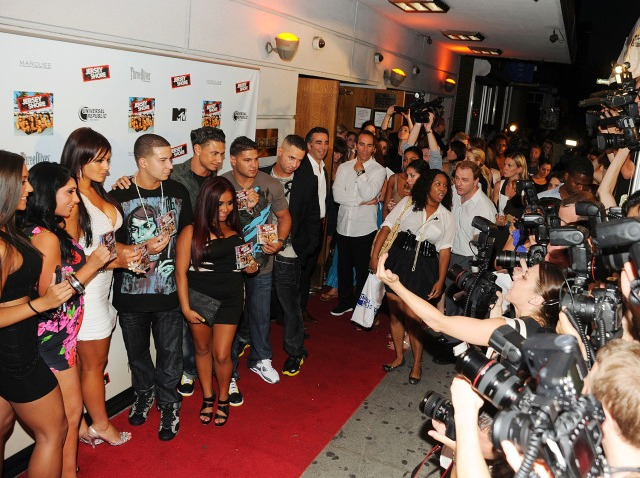 Jersey Shore release party