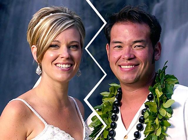 Jon and Kate Feud split