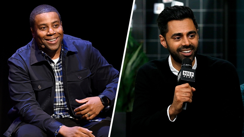 "Comic actors Kenan Thompson (of ""Saturday Night Live"") and Hasan Minhaj (of ""Patriot Act With Hasan Minhaj"") will co-headline the 2020 White House Correspondents' Dinner."